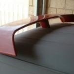 '92 Lancer rear spoiler